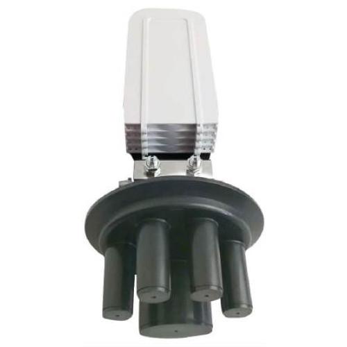 Тупиковая Муфта FOSC-A4-96 T5 для волоконно-оптического кабеля со встроенной системой организации волокон