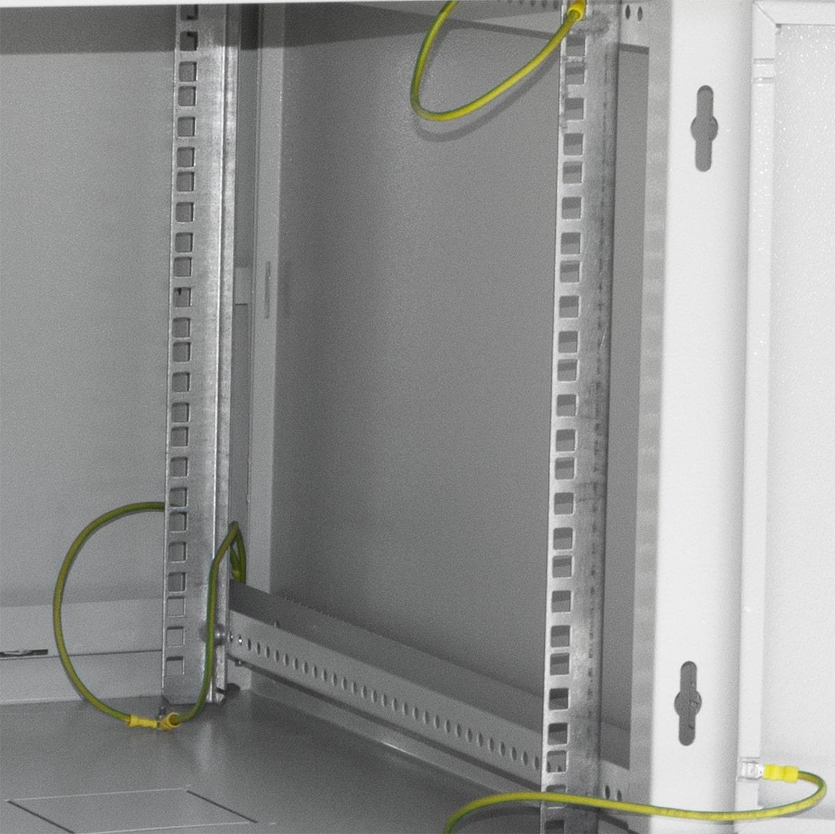 Шаг регулировки шкафа СН 25 мм
